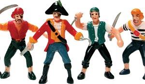 Pirates Assortment