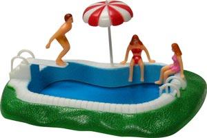 Swim Pool Set