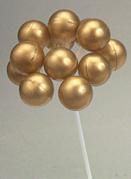 Golden Balloon Clusters