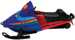 Multi Sports Snowmobile