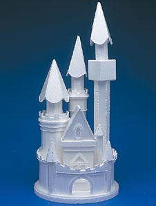 Tall Spires Castle