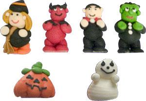 3d Halloween Icings