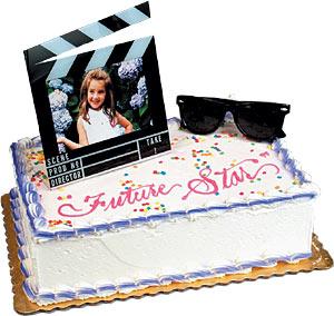 Hollywood Star Cake Kit