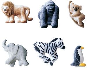 Zoo Animal Sugars