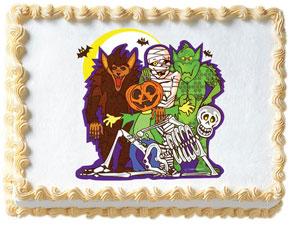 Halloween Monster Image