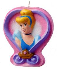 Cinderella Candle Movie TV -