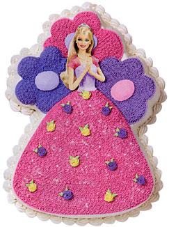 Barbie Celebration Cake Pan