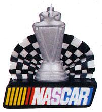 Nascar Trophy Candle