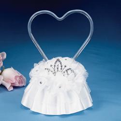 Tiara Heart Lace