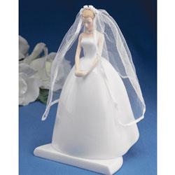 Caucasian Bride Blonde