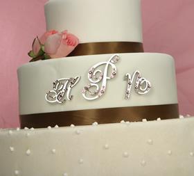 Cake Pick Semi Decorated