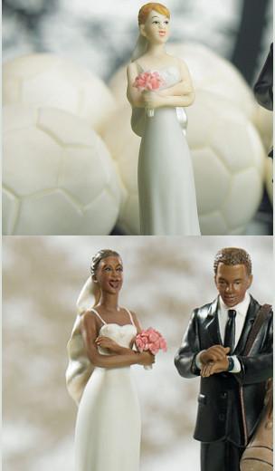 Exasperated Bride