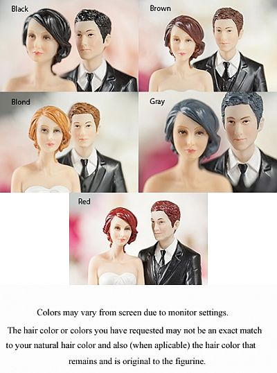 Taking a Gamble Wedding Cake Topper2