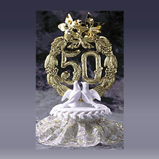50th Anniversary Ornament