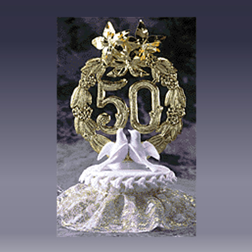 50th anniversary cake toppers cake toppers wedding cake toppers cake decorations 1133
