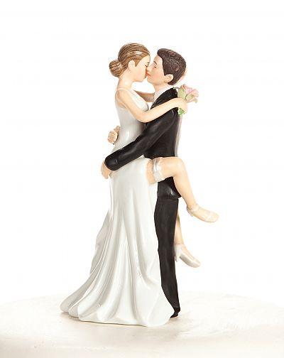 Erotic wedding cake toppers