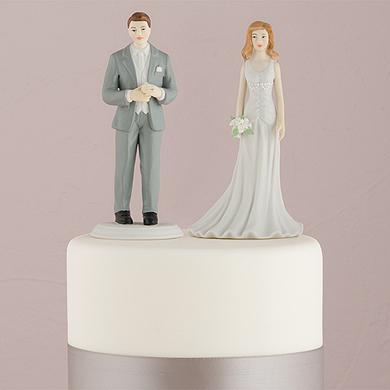Modern Bride In Suit