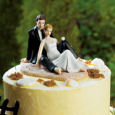 Romantic Beach Couple