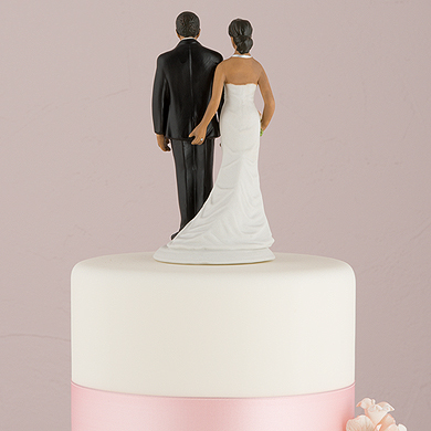The Love Pinch Cake Topper