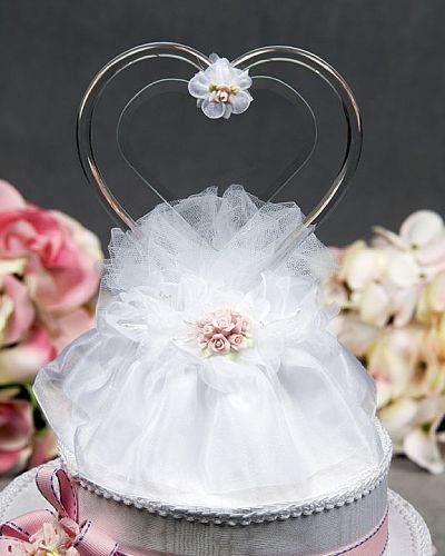 Engravable Rose Bouquet Cake Topper
