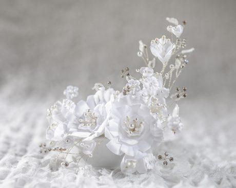 Crystal Romance Porcelain Base