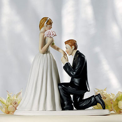 "A ""Cinderella Moment"" Figurine - Light Skin Tone"