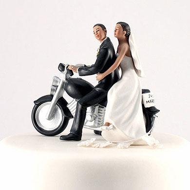 Motorcycle Get Away - Medium Skin Tone