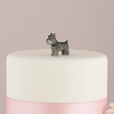 Miniature Terrier Dog Figurines