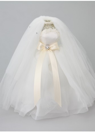 Medium Custom Organza Dress Form