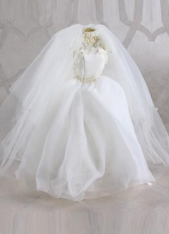 Medium Organza Dress Form