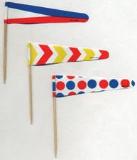 Pennant Flag Picks