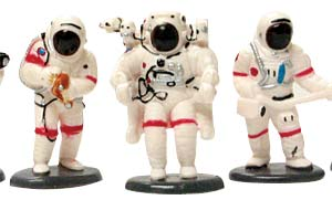 Astronaut Assortment
