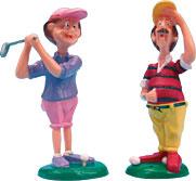 Goofy Golfer Set