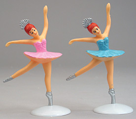 Large Ballerinas