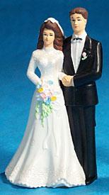 Bride And Groom Caucasian
