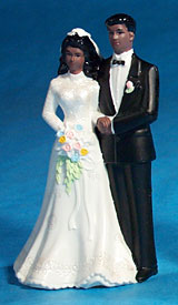 Bride And Groom Ethnic