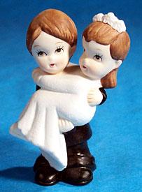 Mini Groom Carrying Bride