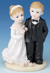 Cute Bride With Groom