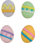 Easter Egg Charms