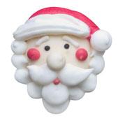 Santa Icing Face