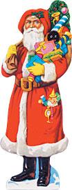 "8"""" Santa Claus Image"