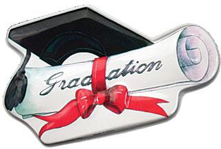 Graduation Kwik Tops