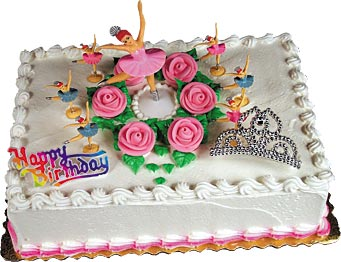 Ballerina Cake Kit