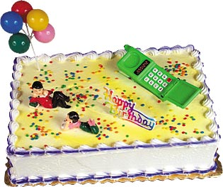 Call Me! Cake Kit