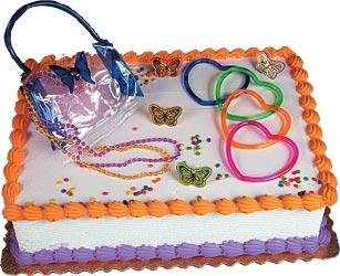 Glamour Girl Cake Kit