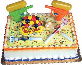 Wet 'n Wild Birthday Cake Kit