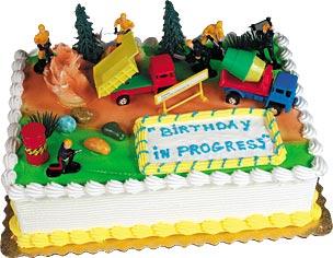 Buildin' A Birthday Cake Kit