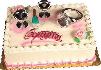 Engagement Cake Kit