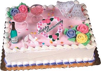 Anniversary Cake Kit