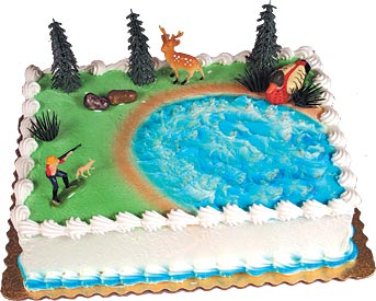 Hunter Cake Kit